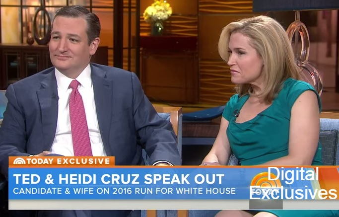 Ted Cruz Interview with Matt Lauer