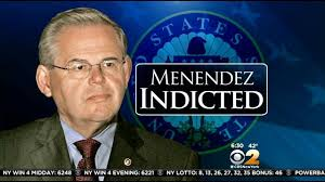 U.S. Senator Menendez Indicted on Corruption