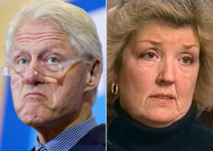 Juanita Broaddrick Clinton Accuser