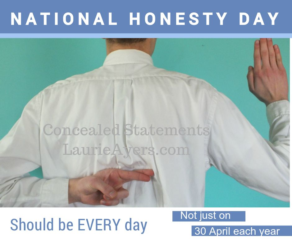 When Is National Honesty Day