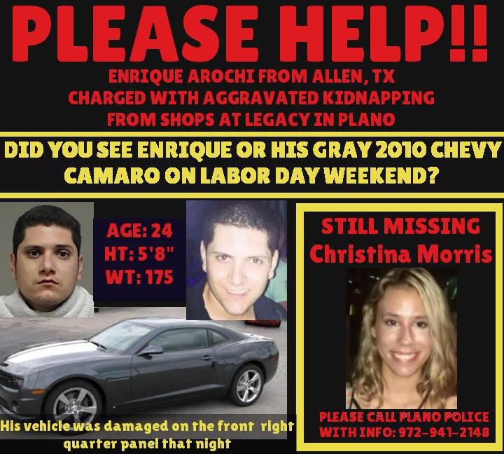 What Happened to Texas Missing Person Christina Morris?