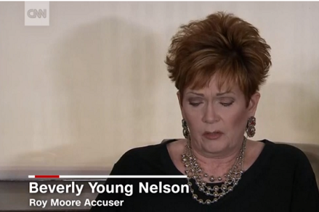 Deception Analysis: Roy Moore Accuser Beverly Nelson
