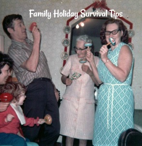 Surviving Relatives at Christmas